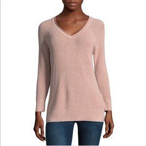 Liz Claiborne rose sweater size xxl